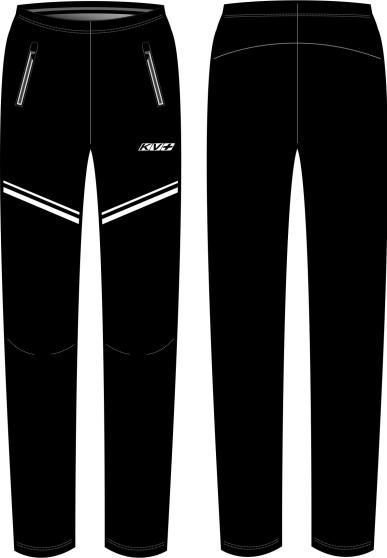 CLUB PANTS UNISEX full side zip (2)