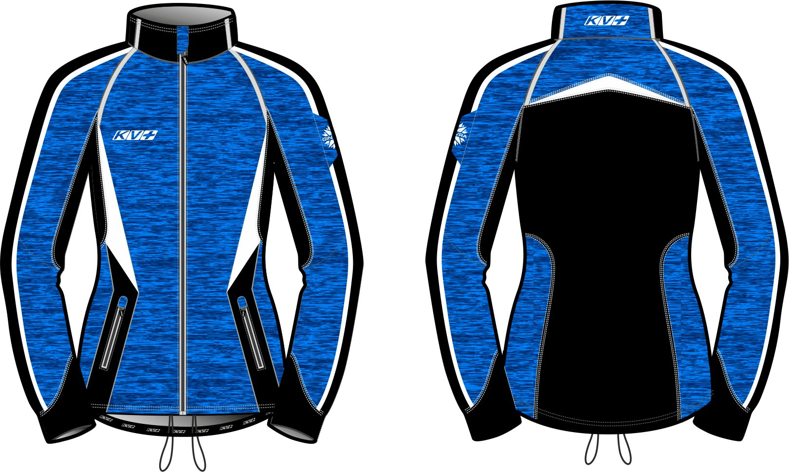GINEVRA JACKET WOMAN (blue)