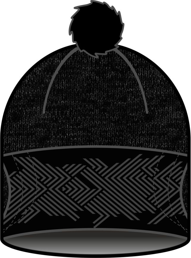 RAMSAU HAT (black)