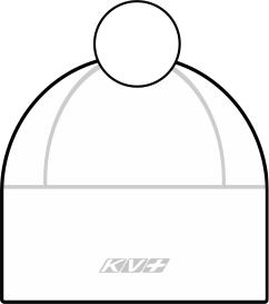 CLUB HAT & HEADBAND (white)