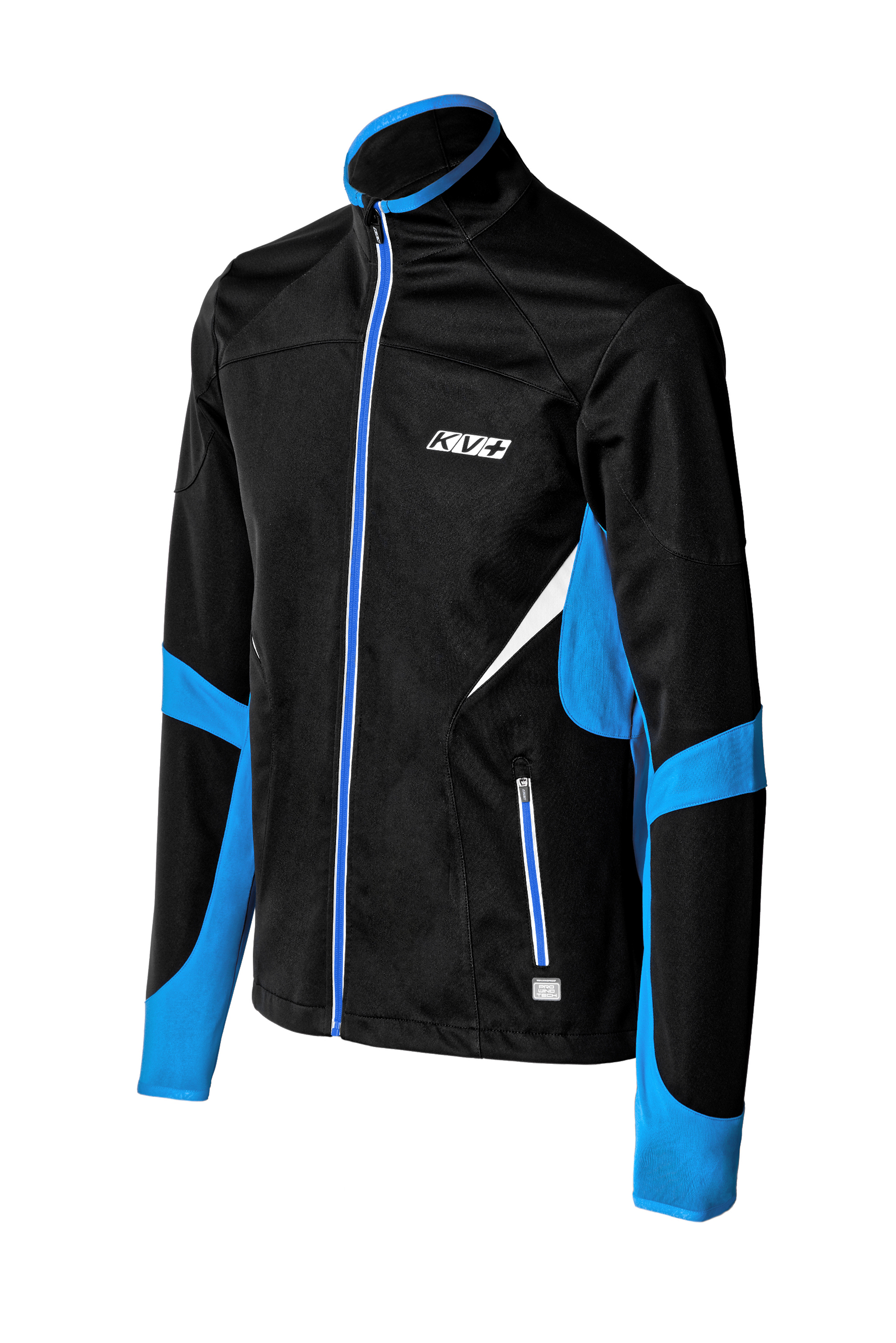 LAHTI JACKET UNISEX (black/blue)