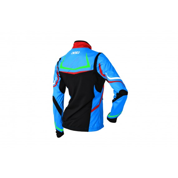 EXCLUSIVE JACKET WOMAN (black blue)
