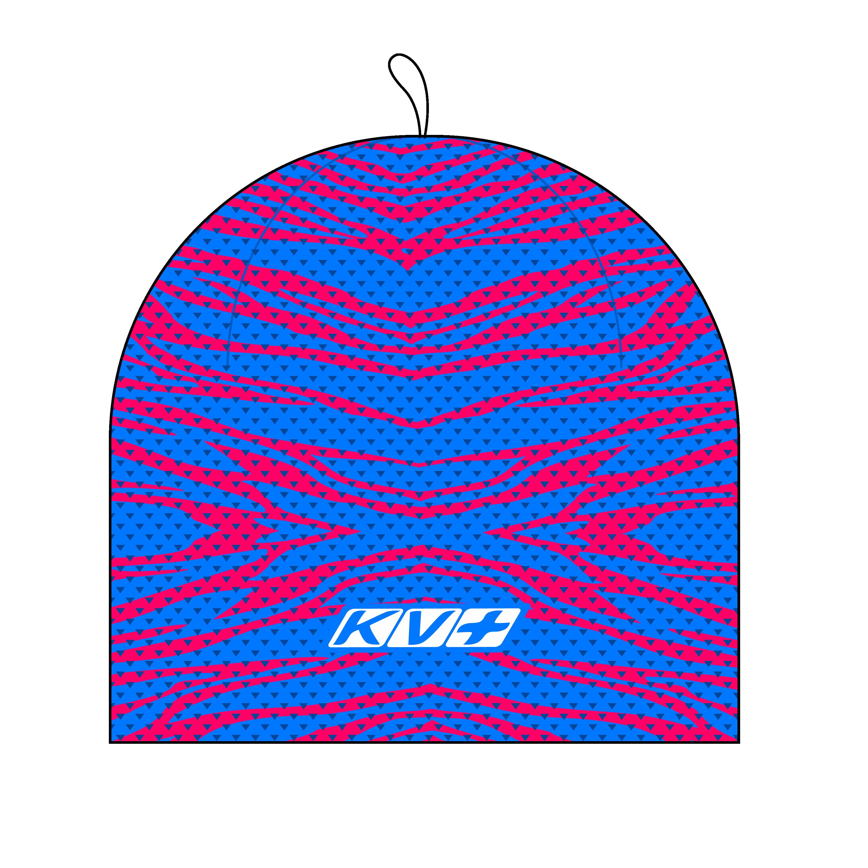 PREMIUM HAT  (pink/blue)