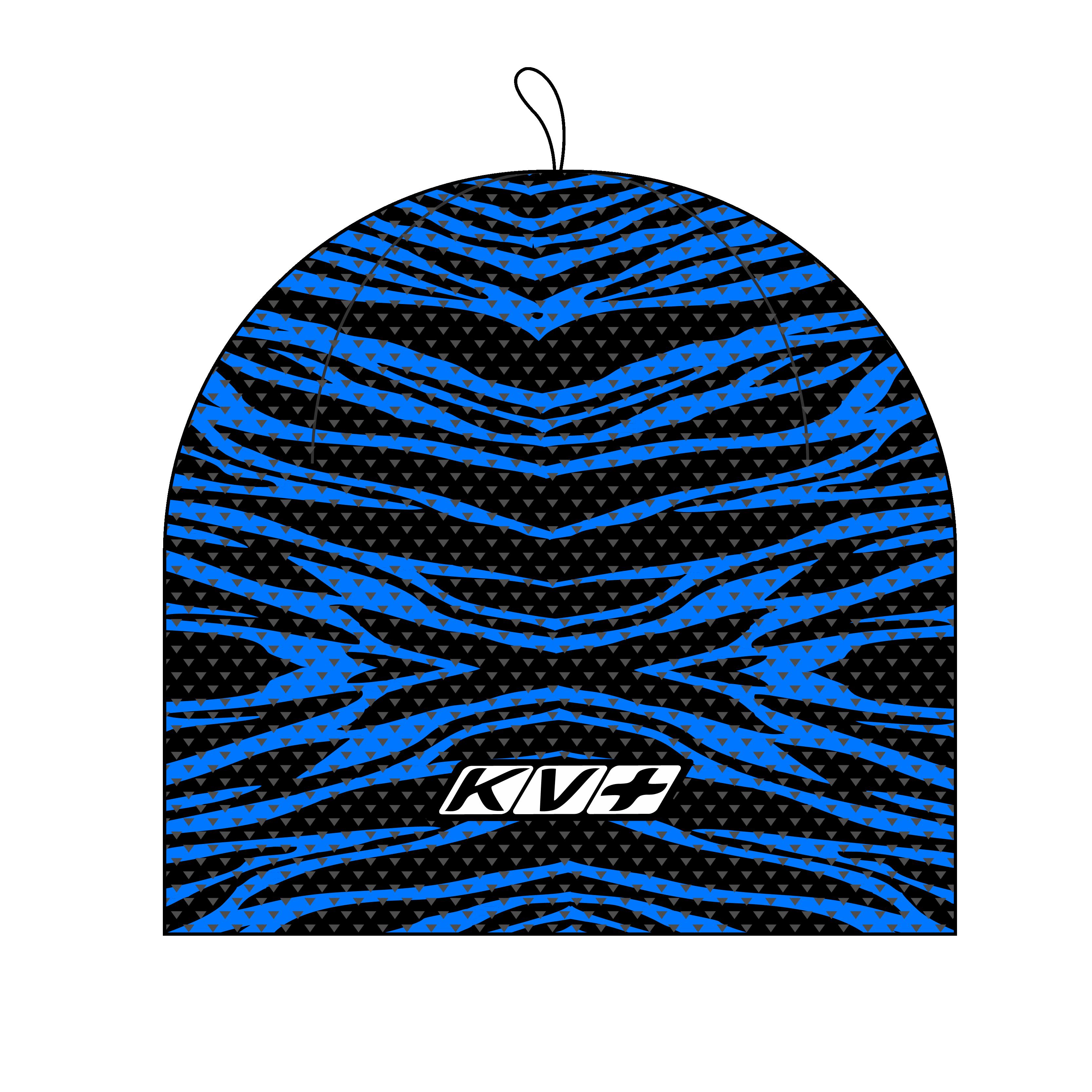 PREMIUM HAT  (blue/black)