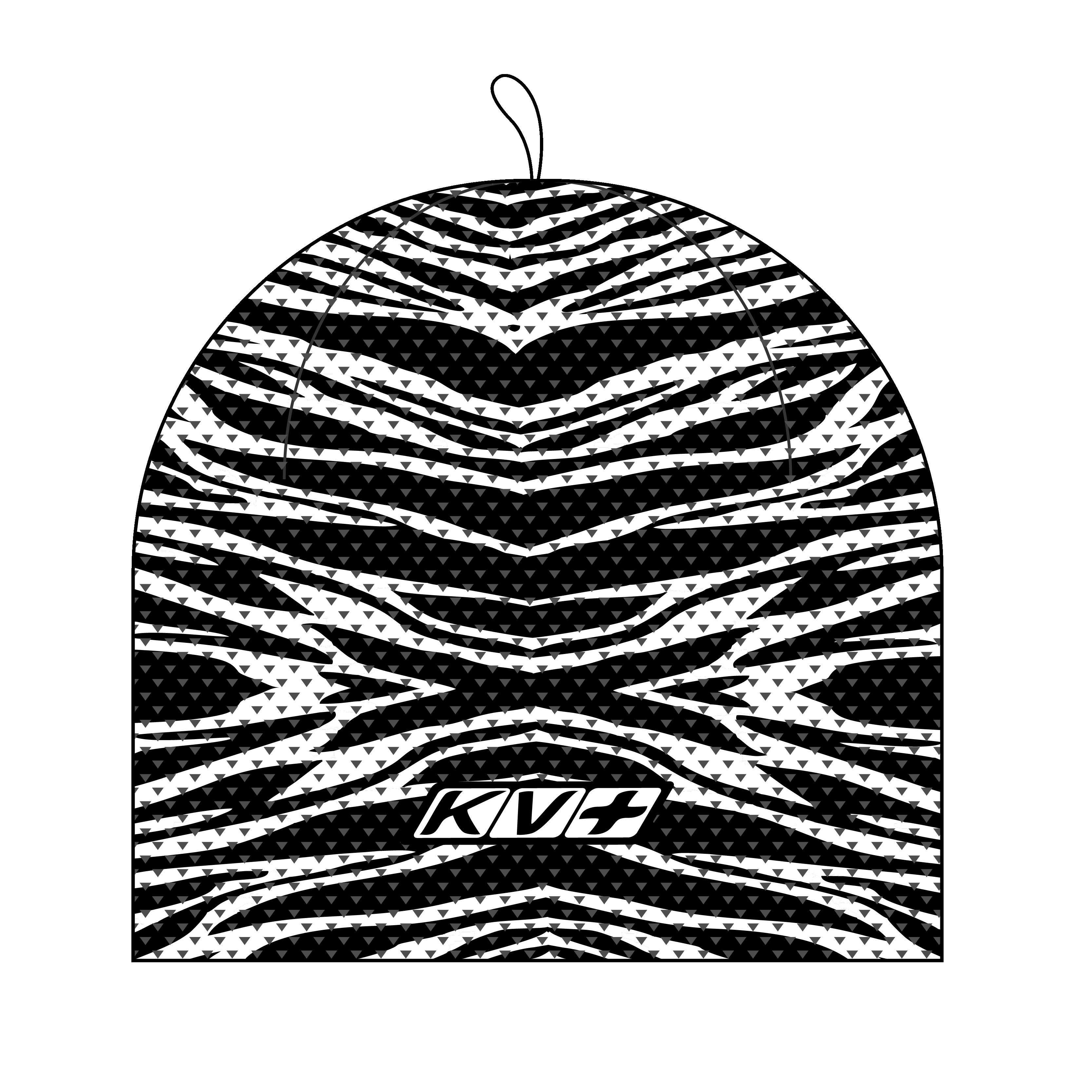 PREMIUM HAT  (black/white)