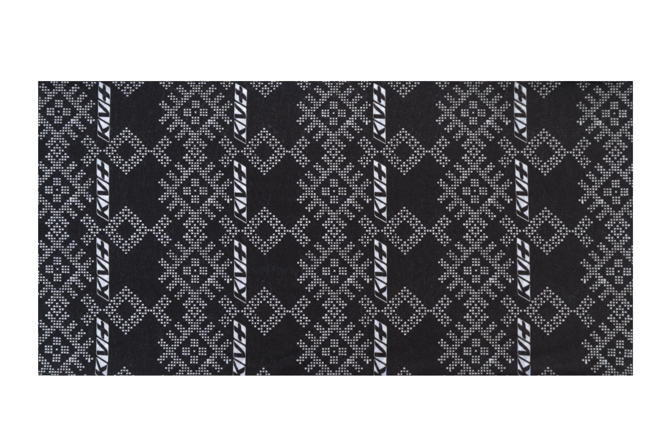 BANDANA LAPLAND (black/white)