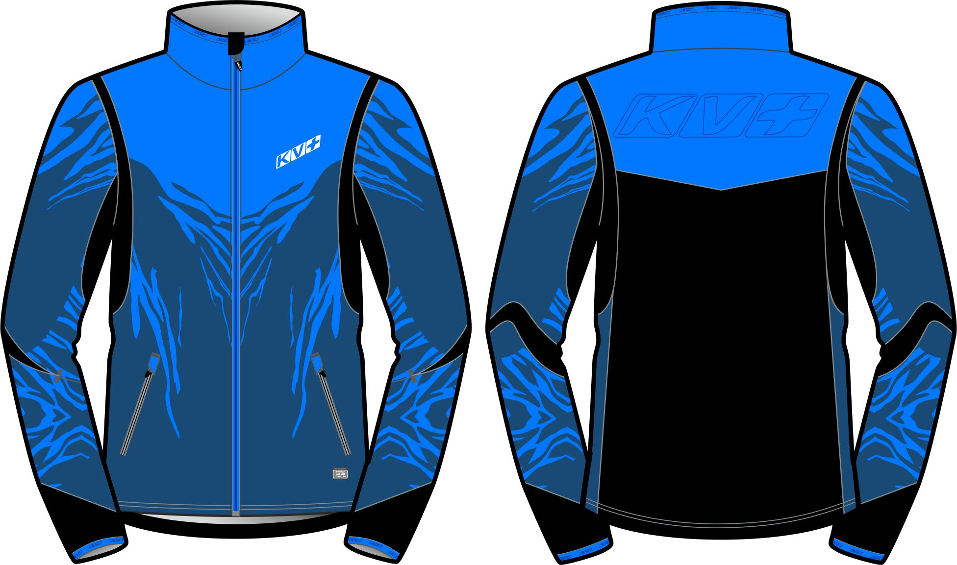 TORNADO JACKET MAN (blue)