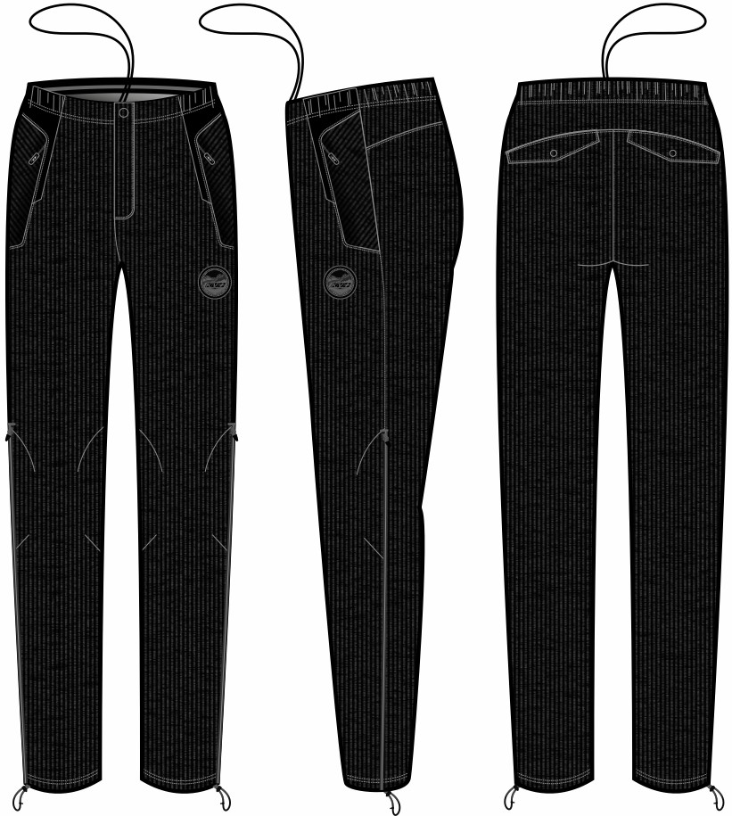 DAKOTA PANTS WOMAN (DOUBLE SIDED)