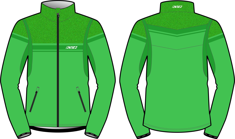 SPRINT JACKET MAN (green)