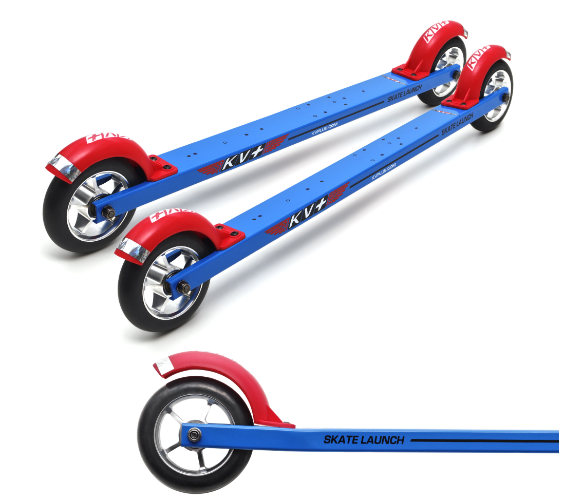 ROLLERSKI LAUNCH SKATE CURVED 60 cm