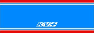 CLUB HAT & HEADBAND (blue\red)