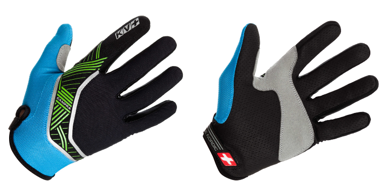 CAMPRA GLOVES (blue)