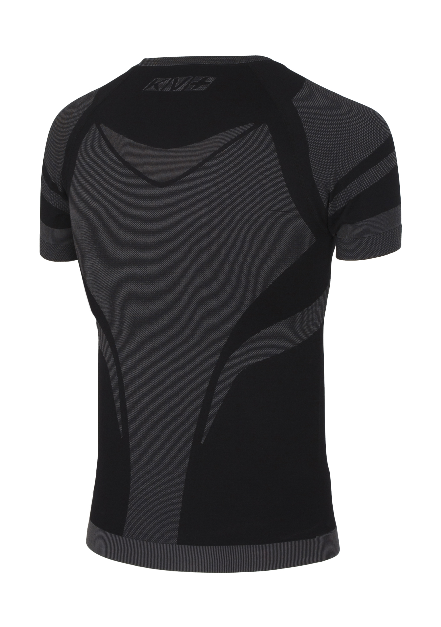 SEAMLESS T-SHIRT UNISEX (black)