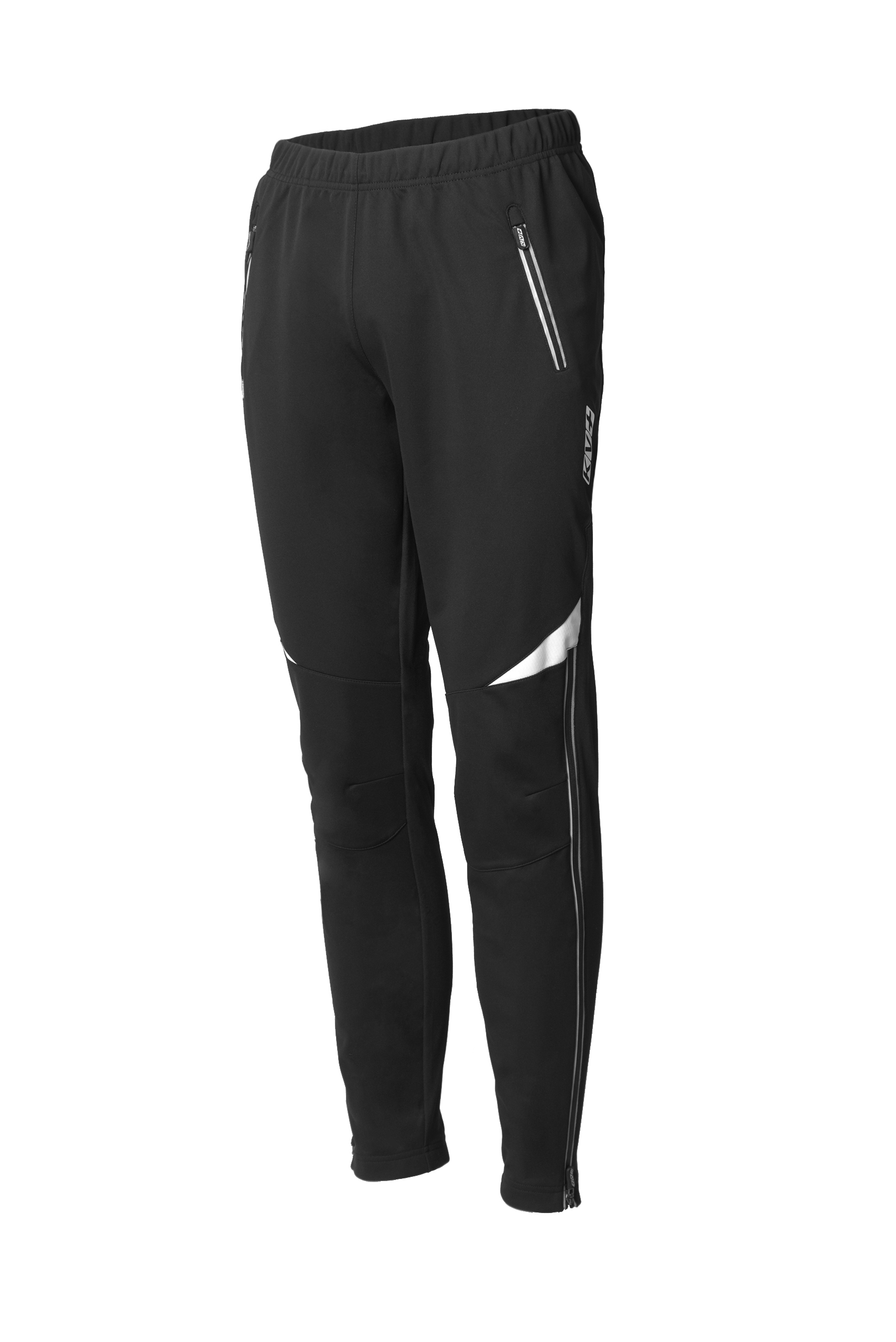 LAHTI PANTS UNISEX half side zip