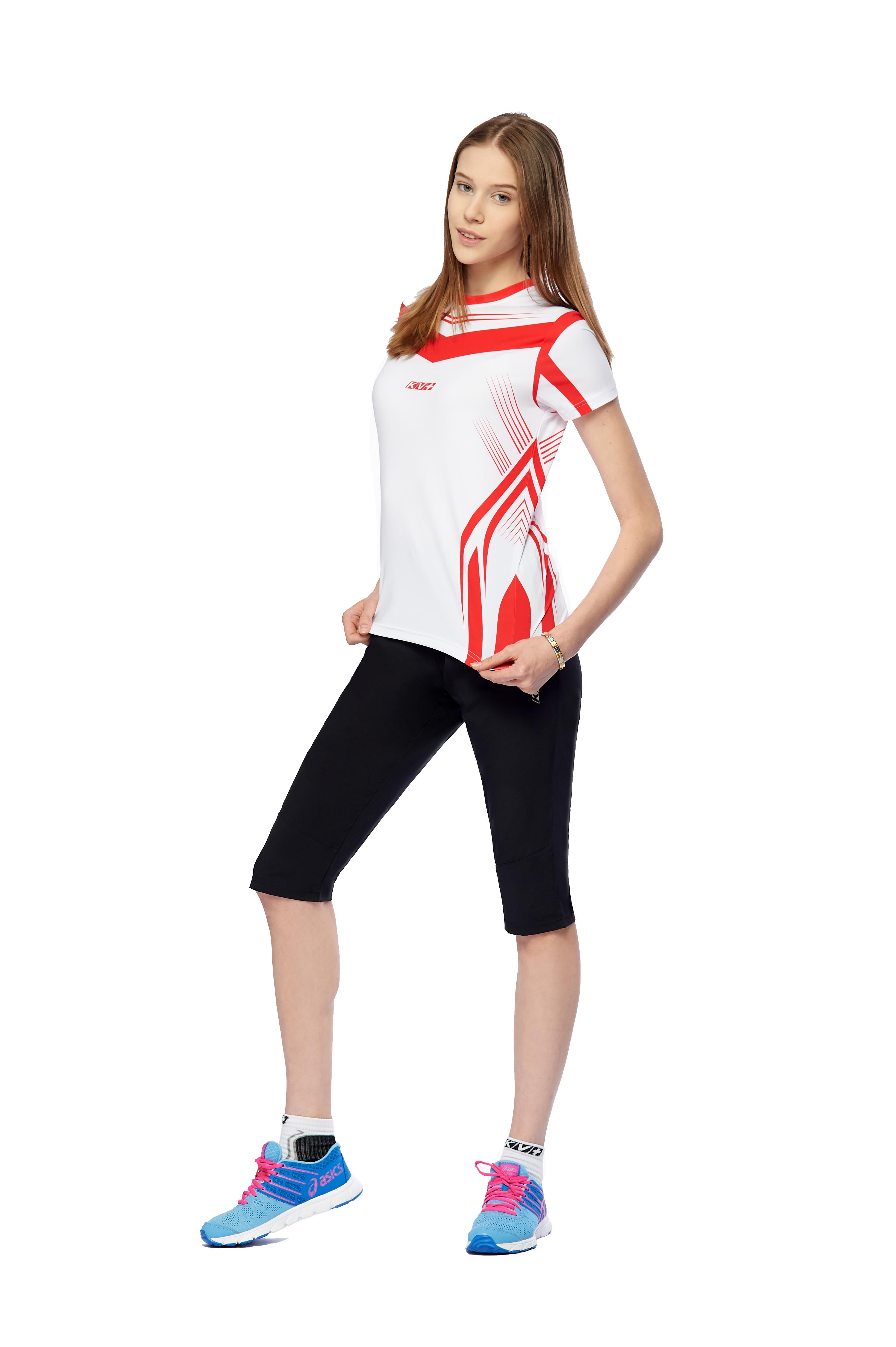 SPRINT T-SHIRT UNISEX (red)