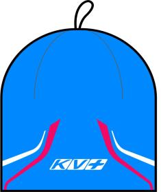 CLUB HAT & HEADBAND (blue)