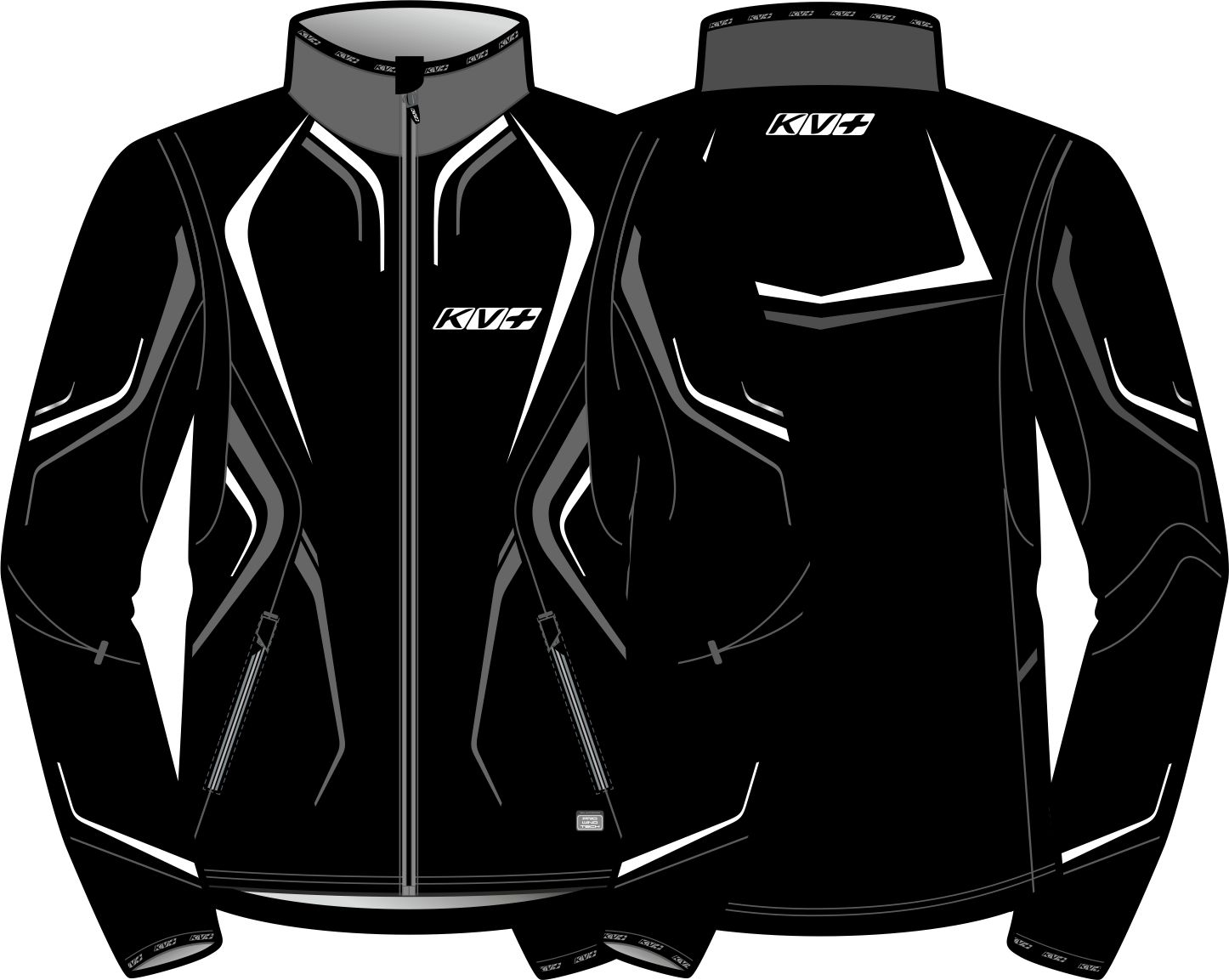 EXCLUSIVE JACKET MAN (black)