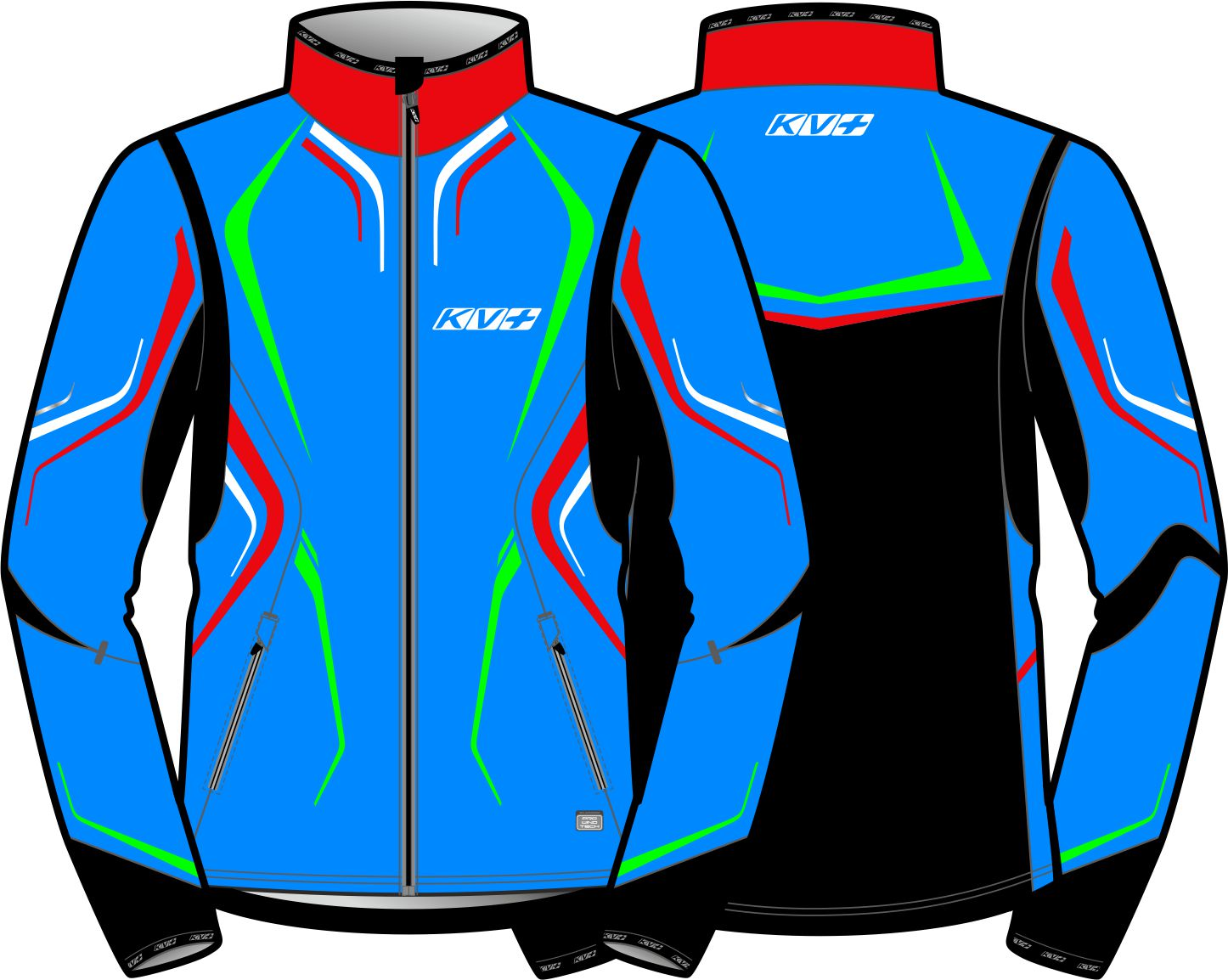 EXCLUSIVE JACKET MAN (blue)