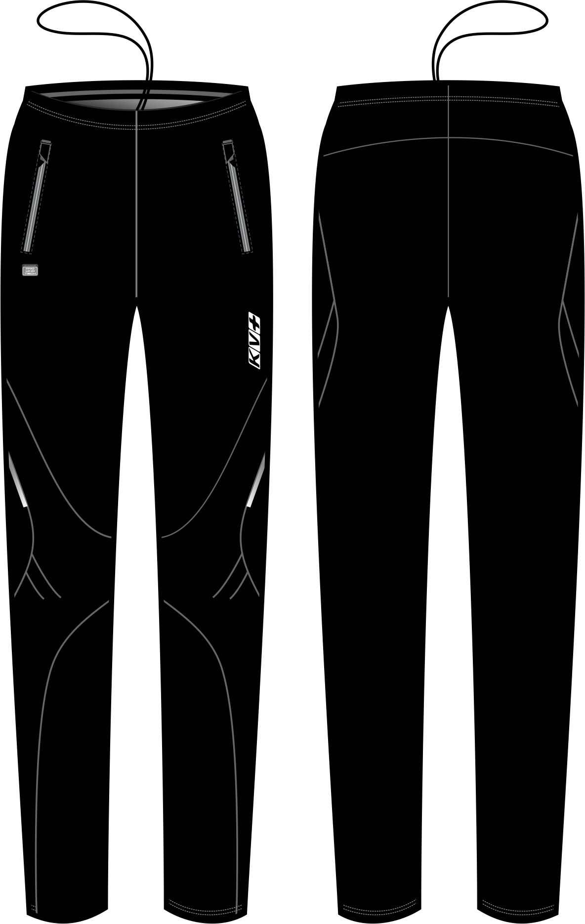 EXCLUSIVE PANTS MAN (black)