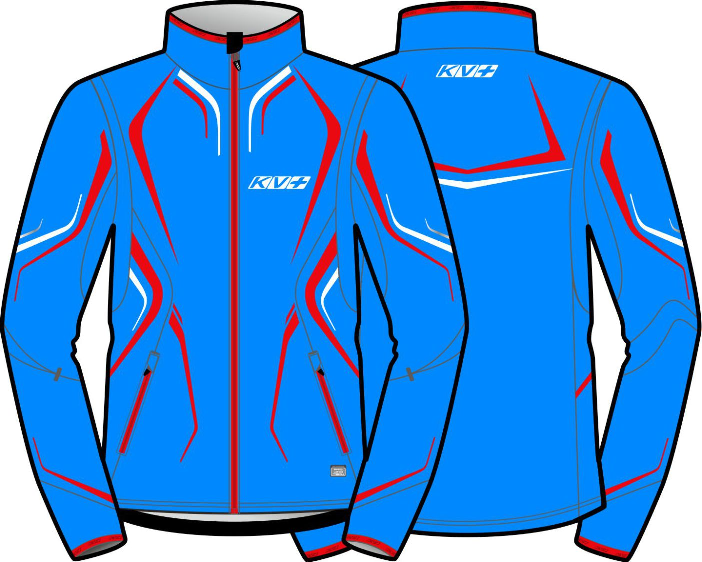 EXCLUSIVE JACKET WOMAN (blue)