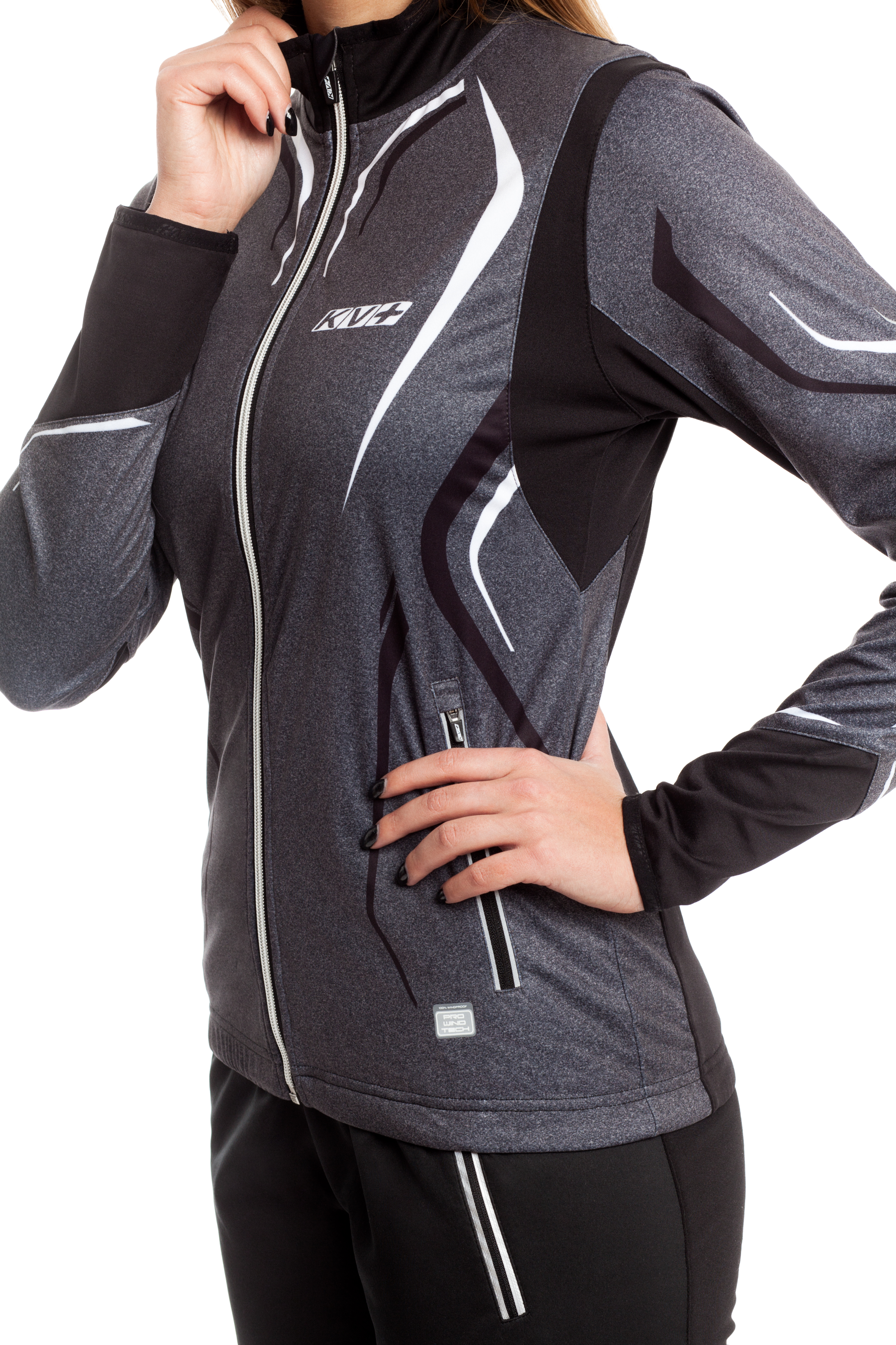 EXCLUSIVE JACKET WOMAN (gray)