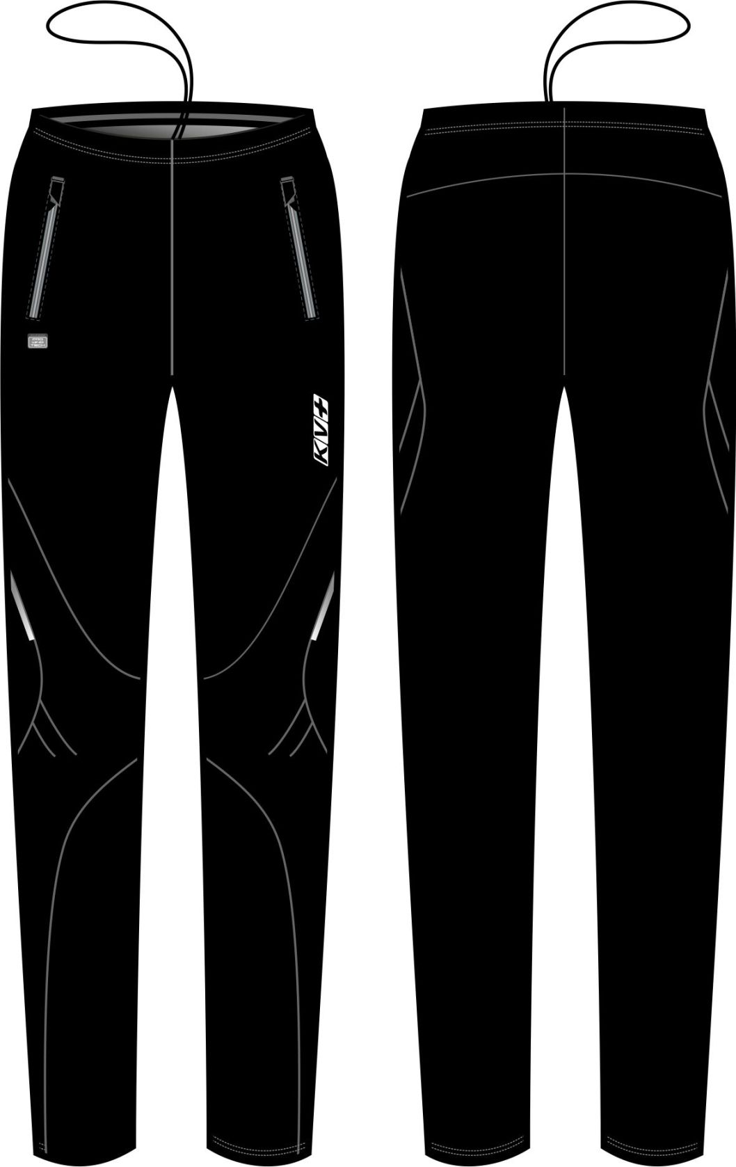 EXCLUSIVE PANTS WOMAN (black)