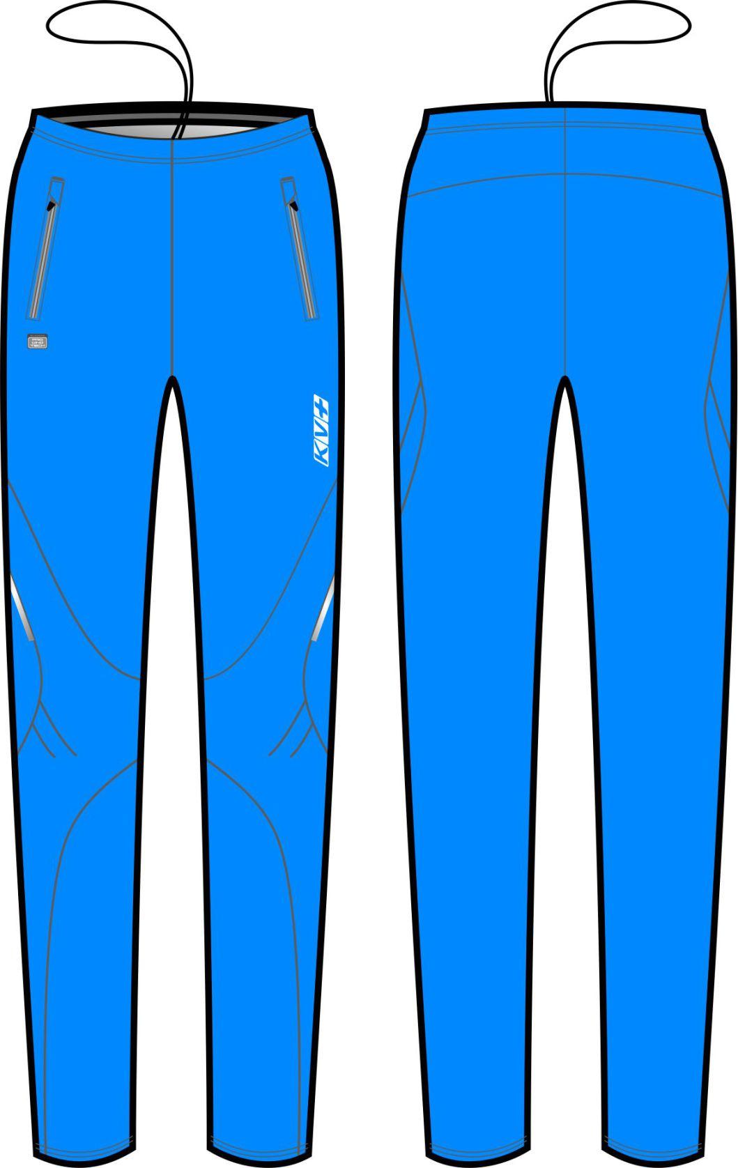 EXCLUSIVE PANTS WOMAN (blue)