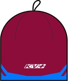 CLUB HAT & HEADBAND (bordeaux)