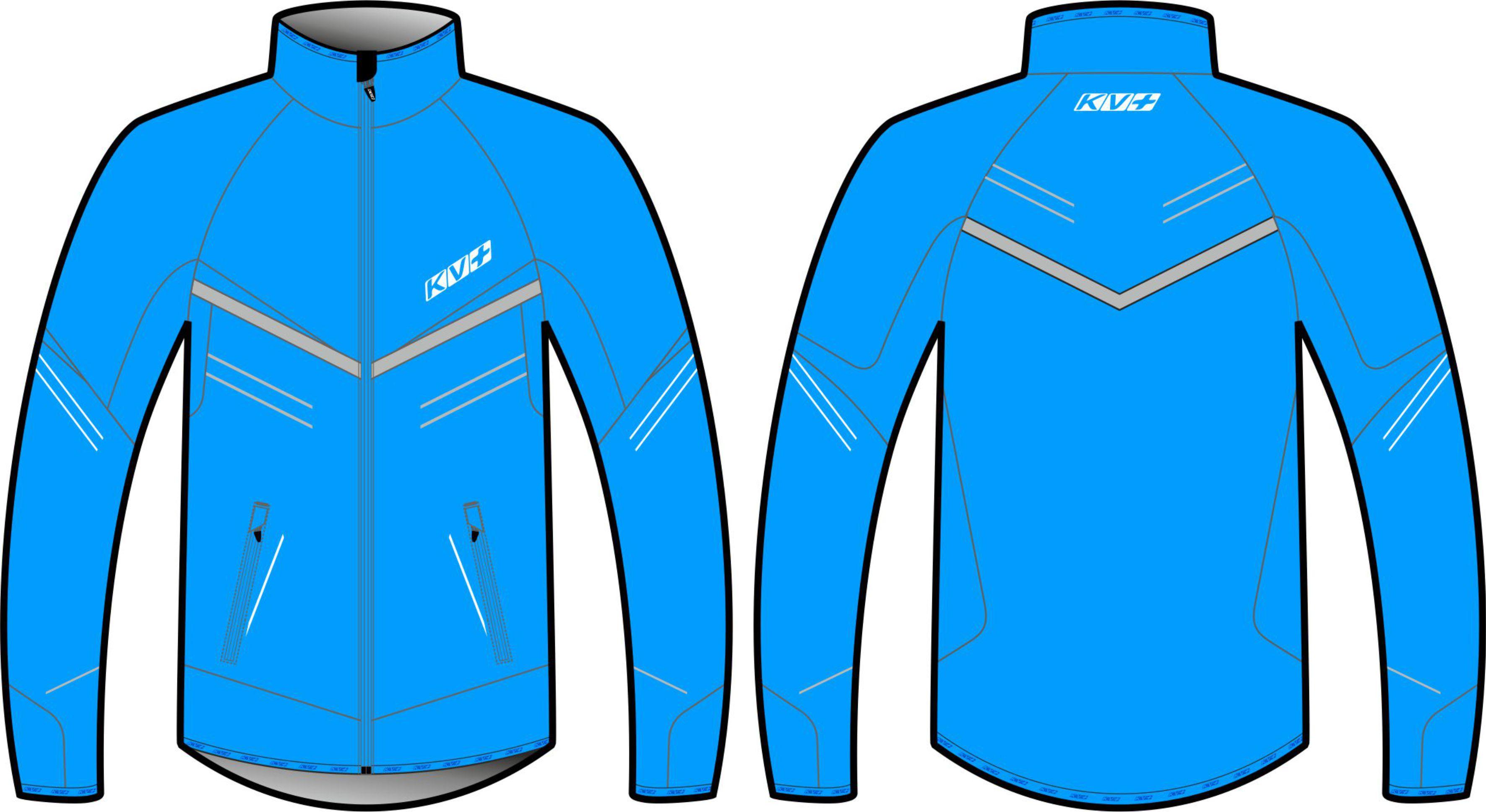 PREMIUM JACKET UNISEX (blue)