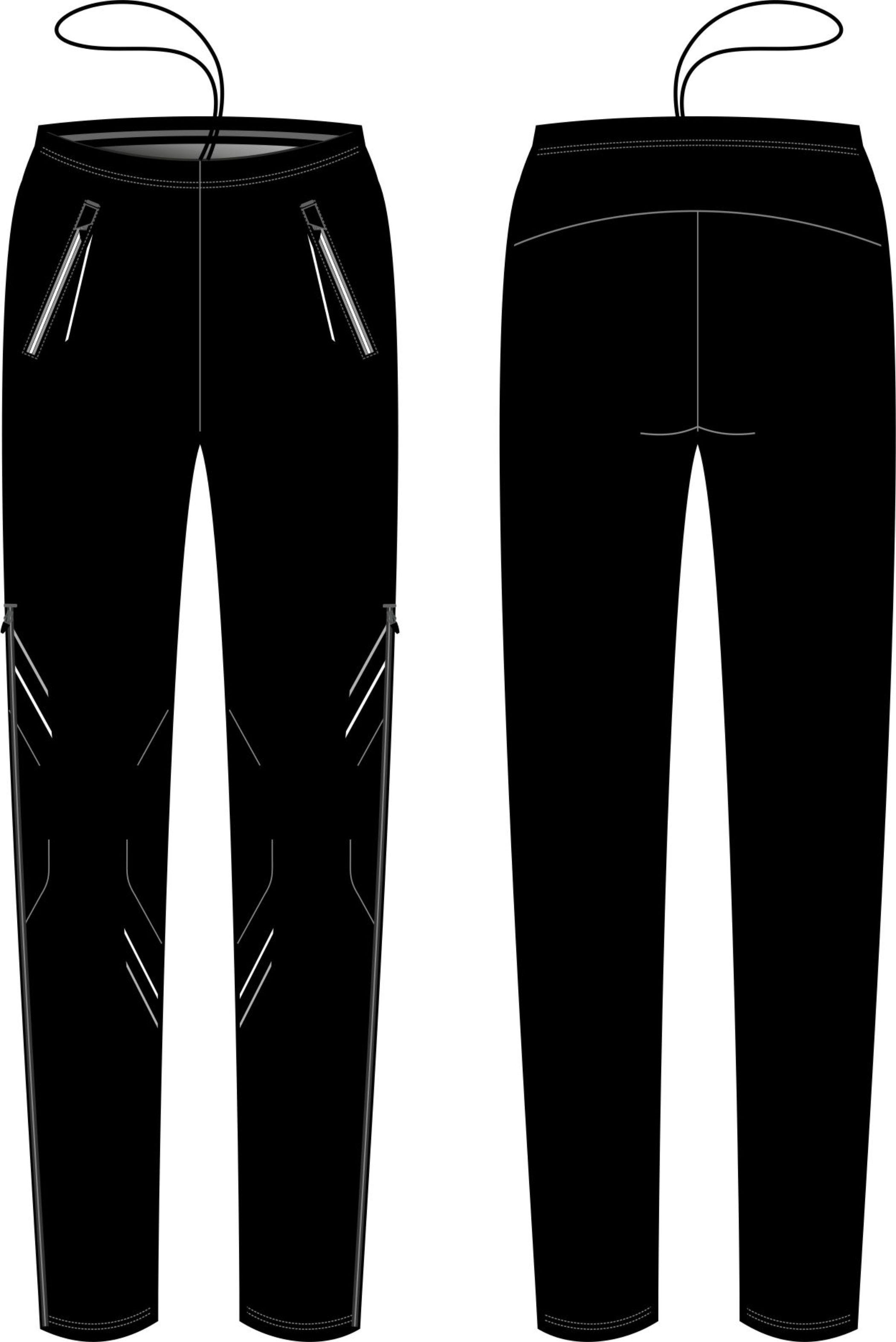 PREMIUM PANTS UNISEX (Full zip)