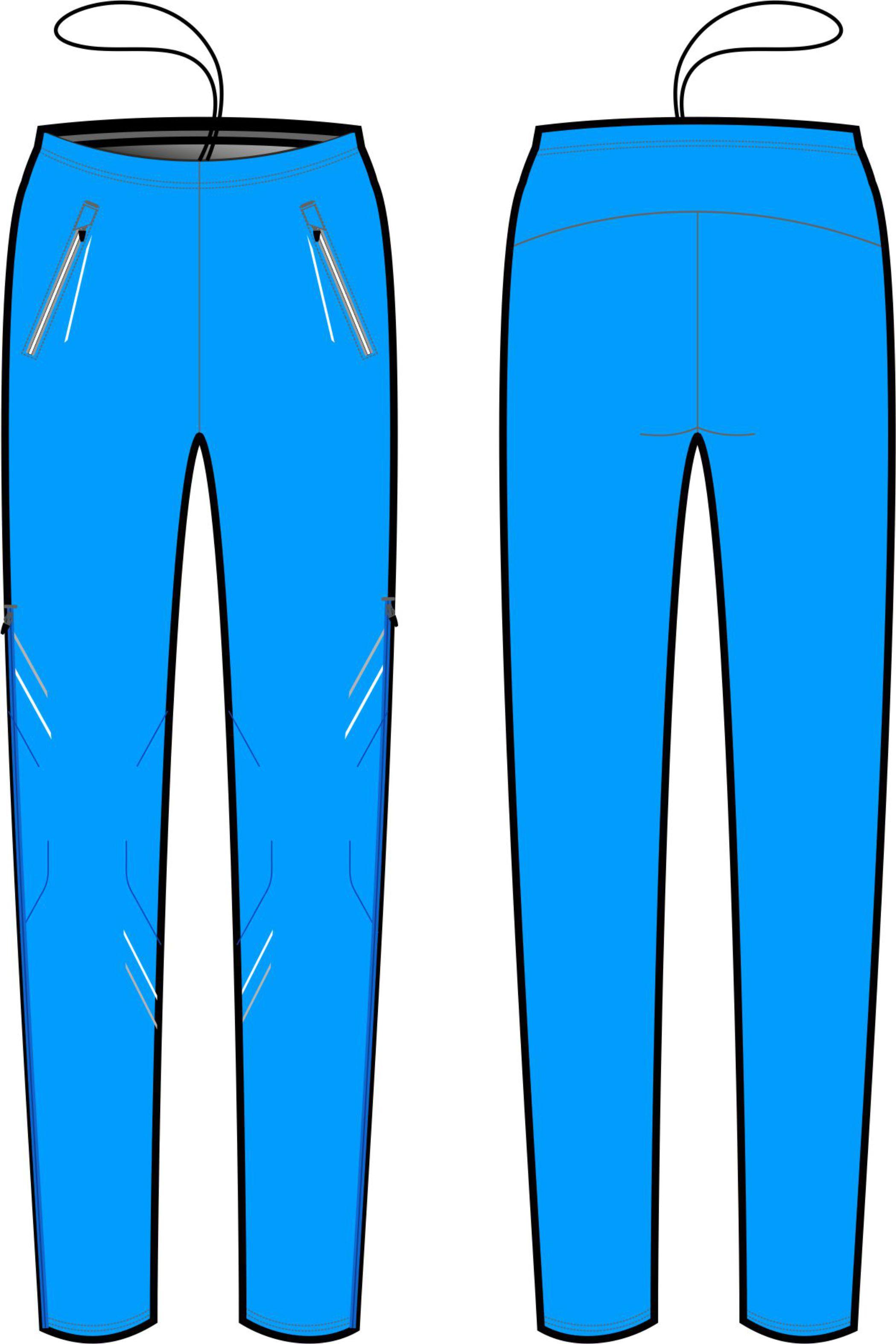 PREMIUM PANTS UNISEX (blue)