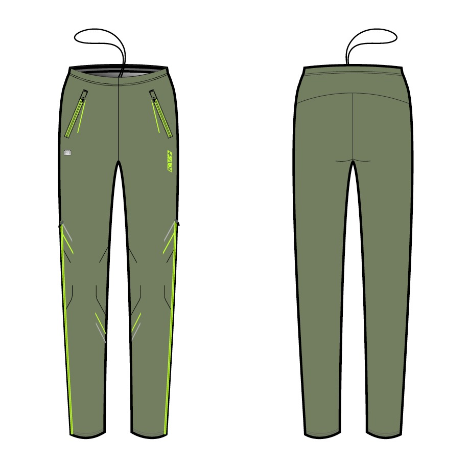 PREMIUM PANTS UNISEX (green)