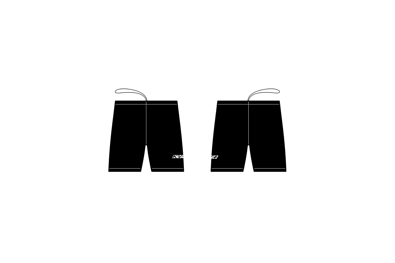 ARENA STRETCH SHORTS WOMAN (black)