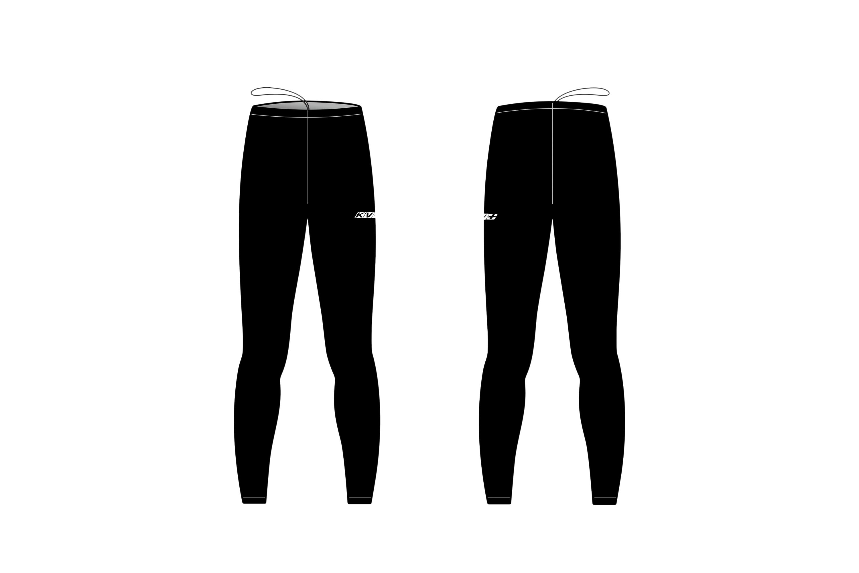 ARENA STRETCH PANTS WOMAN (black)