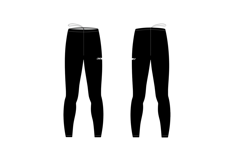 ARENA STRETCH PANTS MAN (black)