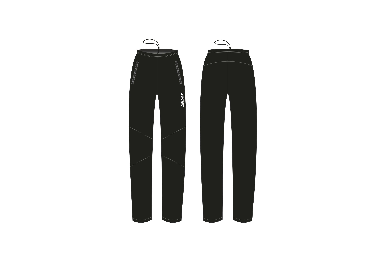 SPRINT PANTS WOMAN (black)