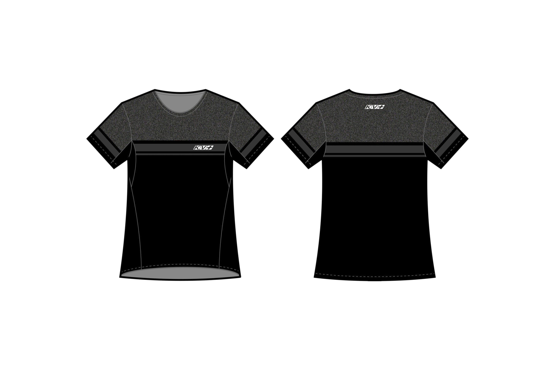 SPRINT T-SHIRT MAN (black/grey)