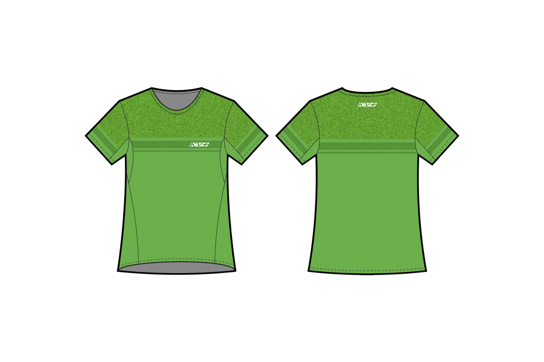 SPRINT T-SHIRT MAN (green)