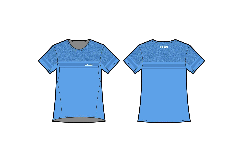 SPRINT T-SHIRT MAN (blue)