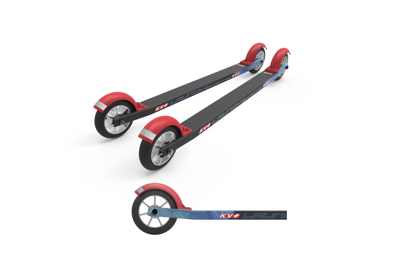 LUNCH PRO SKATE CURVED 60 cm (standard wheels)