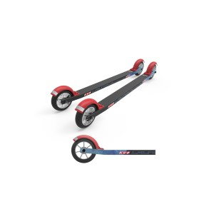 LUNCH PRO SKATE CURVED 60 cm (slow wheels)