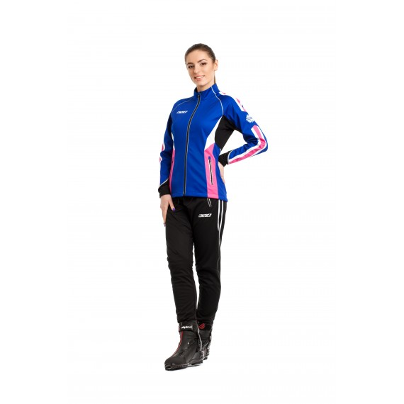 GINEVRA JACKET WOMAN (navy/pink)
