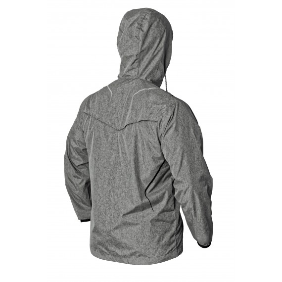 BREEZE JACKET UNISEX (WINDPROOF) (grey)