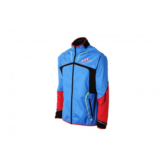 DAVOS JACKET UNISEX (blue/red/green)