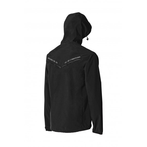IRELAND JACKET UNISEX (WATERPROOF) (black)