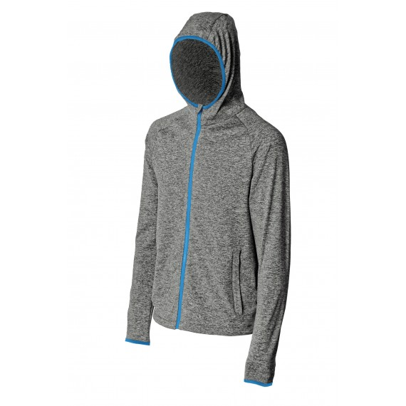 JERSEY FOCA man with hood (gray/blue)